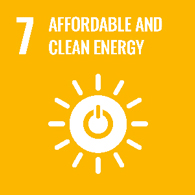 UN goal 7 - affordable and clean energy