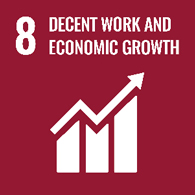 UN goals 8 - decent work and economic growth
