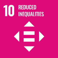UN goal 10 - reduced inequalities