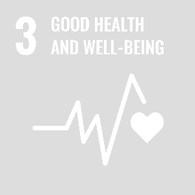 UN Goal 3 - Good health and well-being